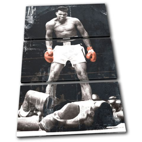 Boxing Muhammad Ali Liston Sports - 13-1953(00B)-TR32-PO